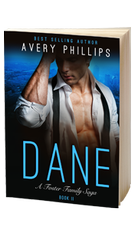 Dane - A Foster Family Saga - Book2