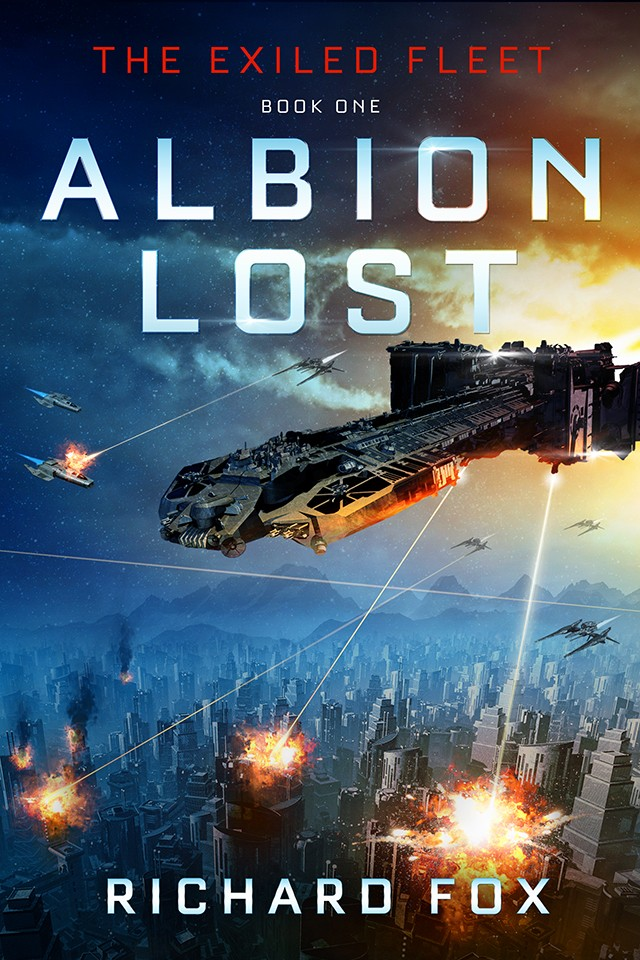 Albion Lost - Exiled Fleet - Book 1