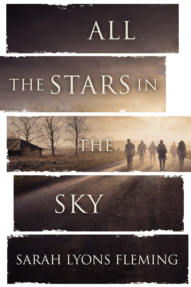All the Stars in the Sky - Book3