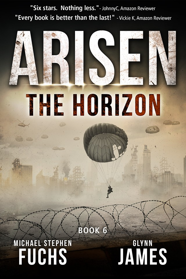 ARISEN -The Horizon - BOOK6