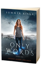 Only Words - Shane Ashby Triology Book 1