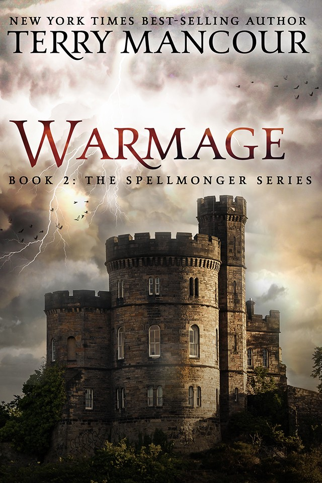 Warmage: The Spellmonger Series - Book 2