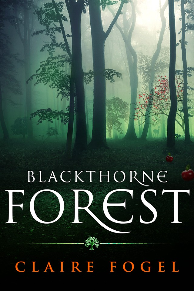 Fantasy Book Cover Artists For Hire : Design book cover blackthorne forest