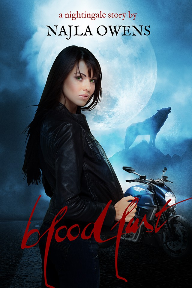 BLOOD LUST - A NIGHTINGALE STORY