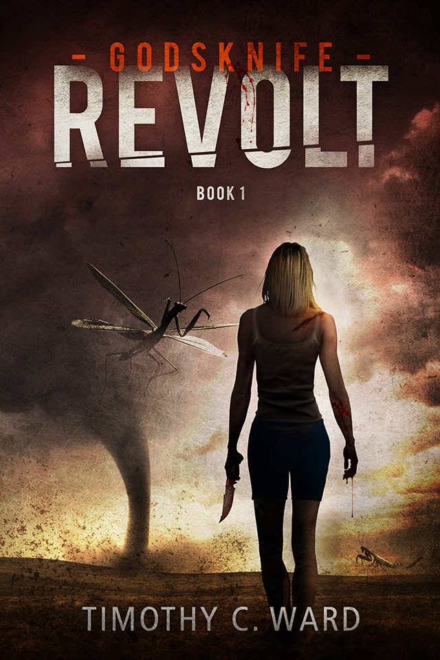 Godsknife - REVOLT - Book 1