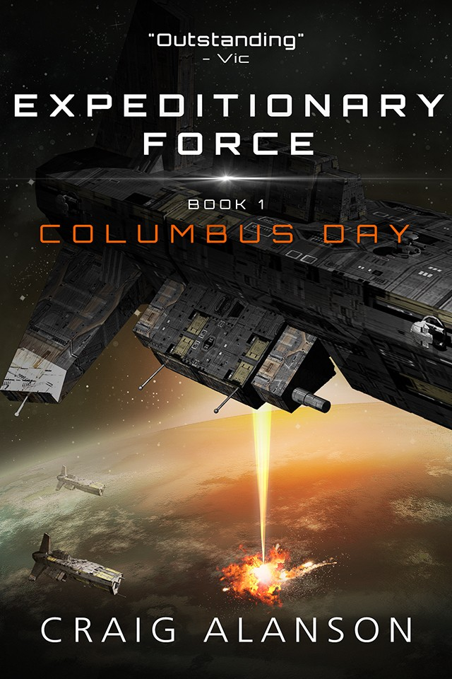 Columbus Day - Expeditionary Force - Book 1