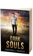 Dark Souls - ANGELS AND DEMONS - BOOK 2