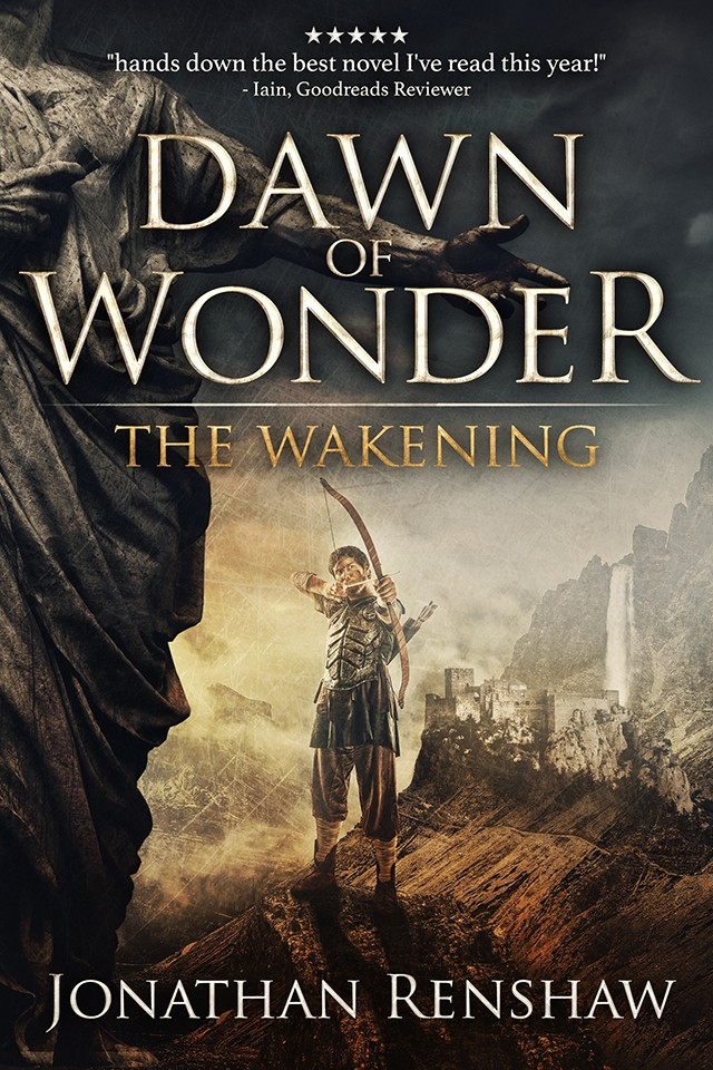 Wonder Book Cover Ideas : Design book cover dawn of wonder the wakening