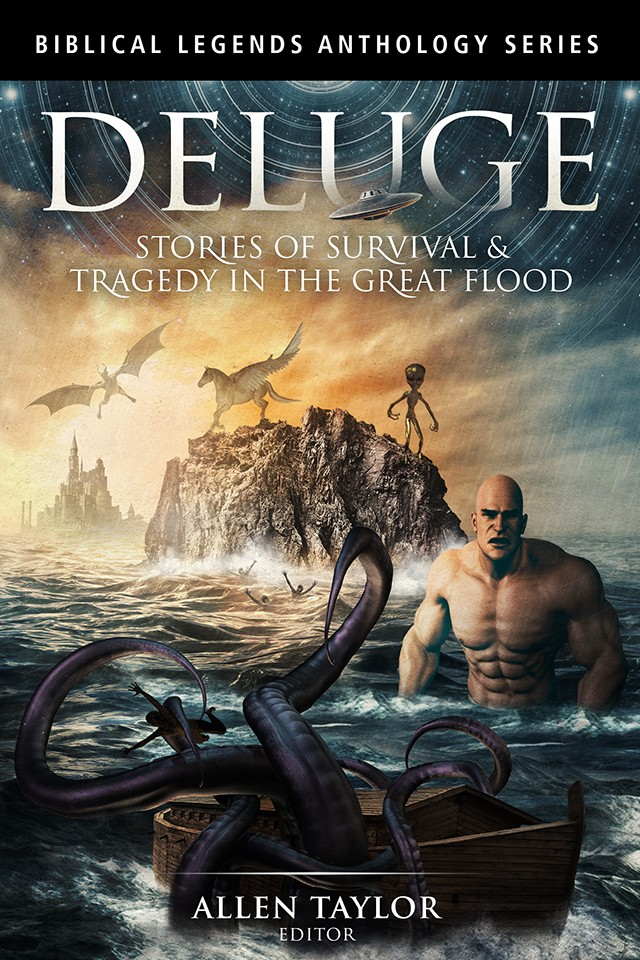 Deluge - Stories of Survival Book 3