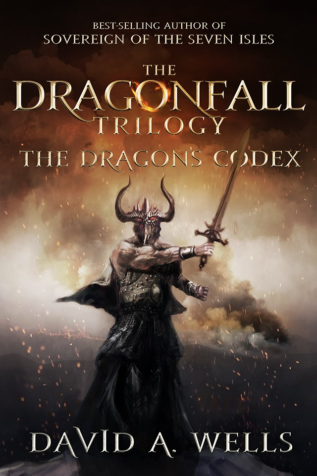 Dragonfall - The Dragon's Codex - Book 2