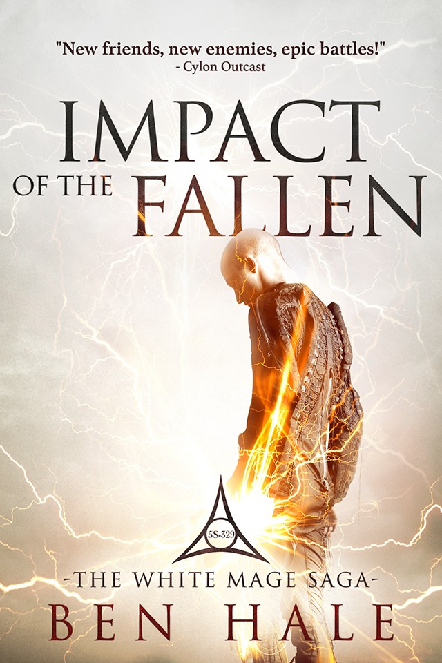 Impact of the Fallen: The White Mage Saga