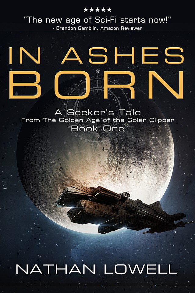 In Ashes Born -A Seeker's Tale - Book 1