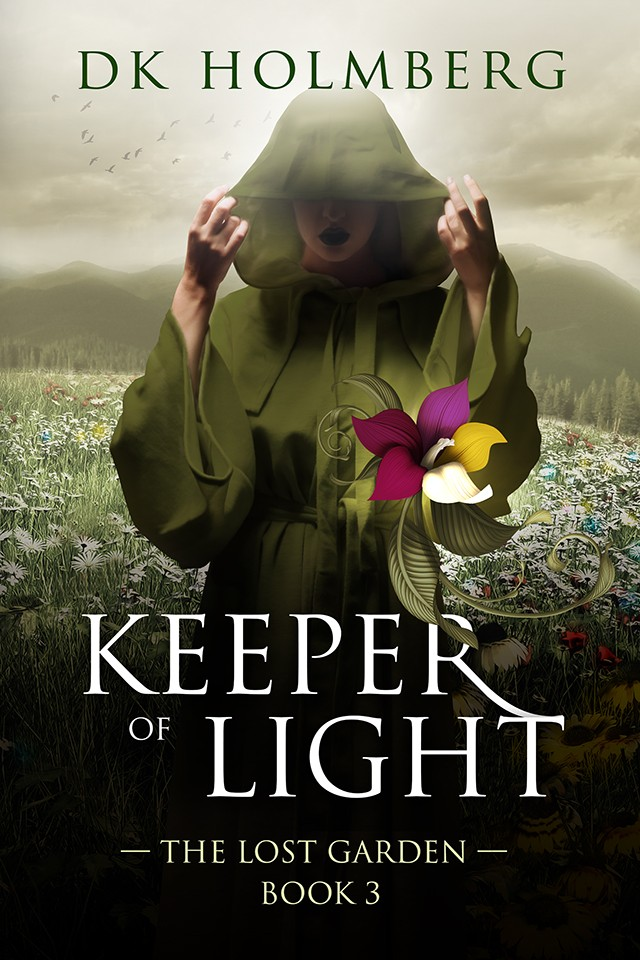 KEEPER OF LIGHT - THE LOST GARDEN - BOOK3