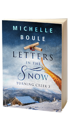 Letters in the Snow - TURNING CREEK - BOOK3
