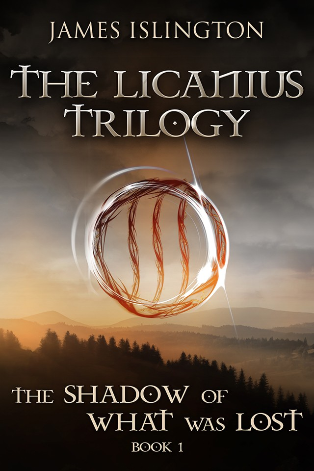 The Licanius Trilogy - The Shadow Of What Was Lost