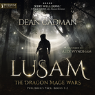 Lusam: The Dragon Mage Wars - Publisher Pack
