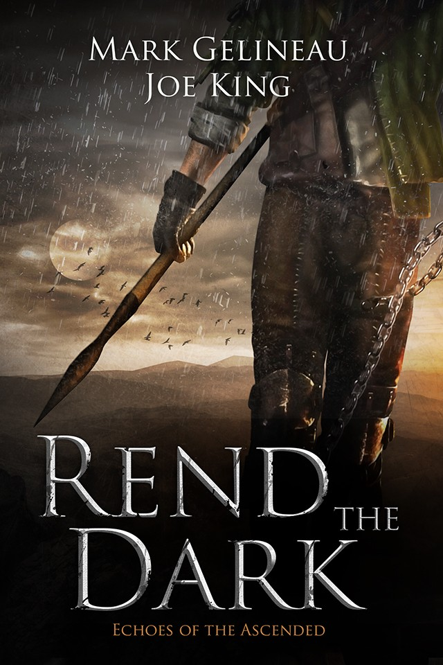 Rend the Dark - An Echo of the Ascended - Book 1