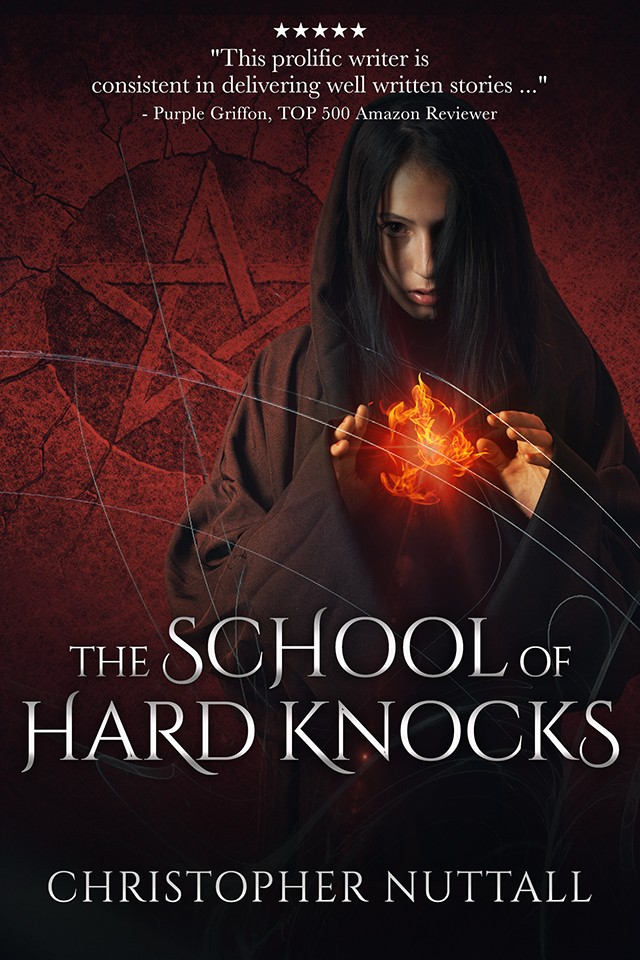 School of Hard Knocks - Schooled in Magic - Book 5