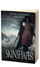 SKINSHAPER - AN ECHO OF THE ASCENDED - BOOK 2