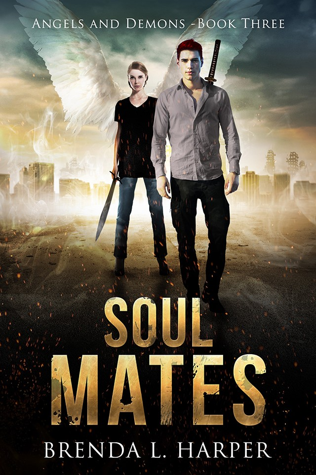 SOUL MATES - ANGELS AND DEMONS - BOOK 3