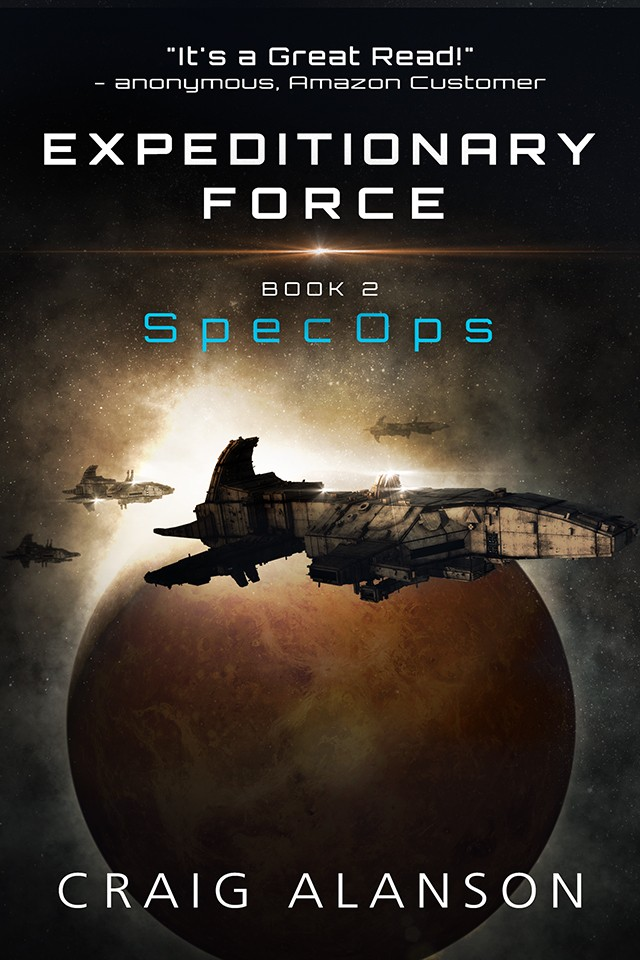 SpecOps - Expeditionary Force - Book 2