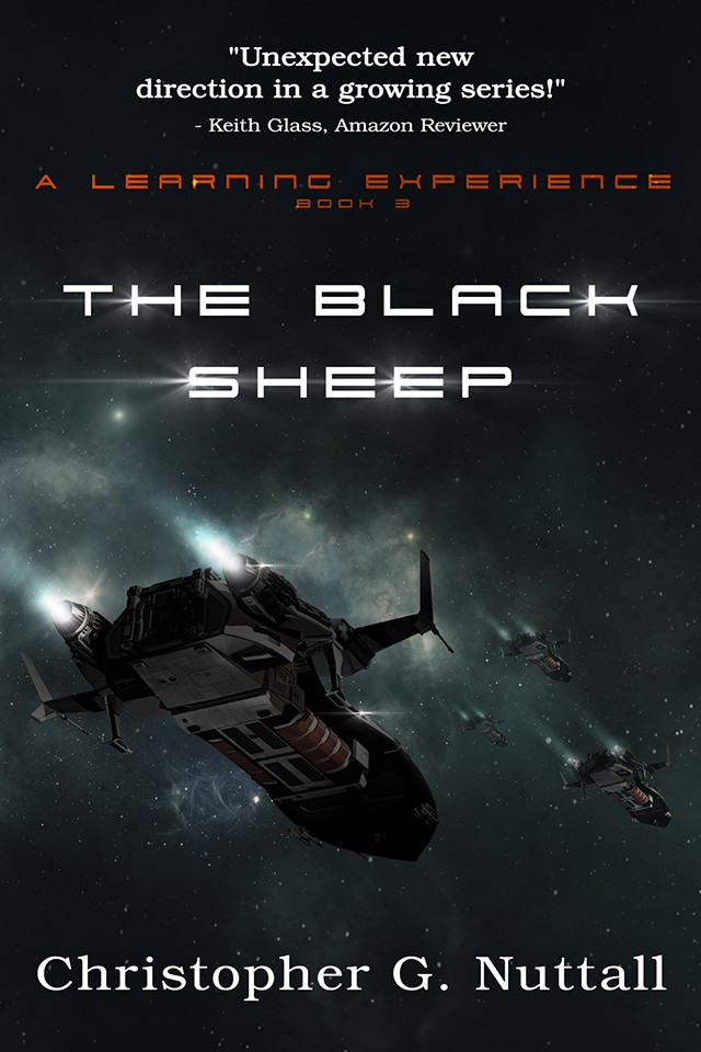 The Black Sheep - A Learning Experience - Book 3