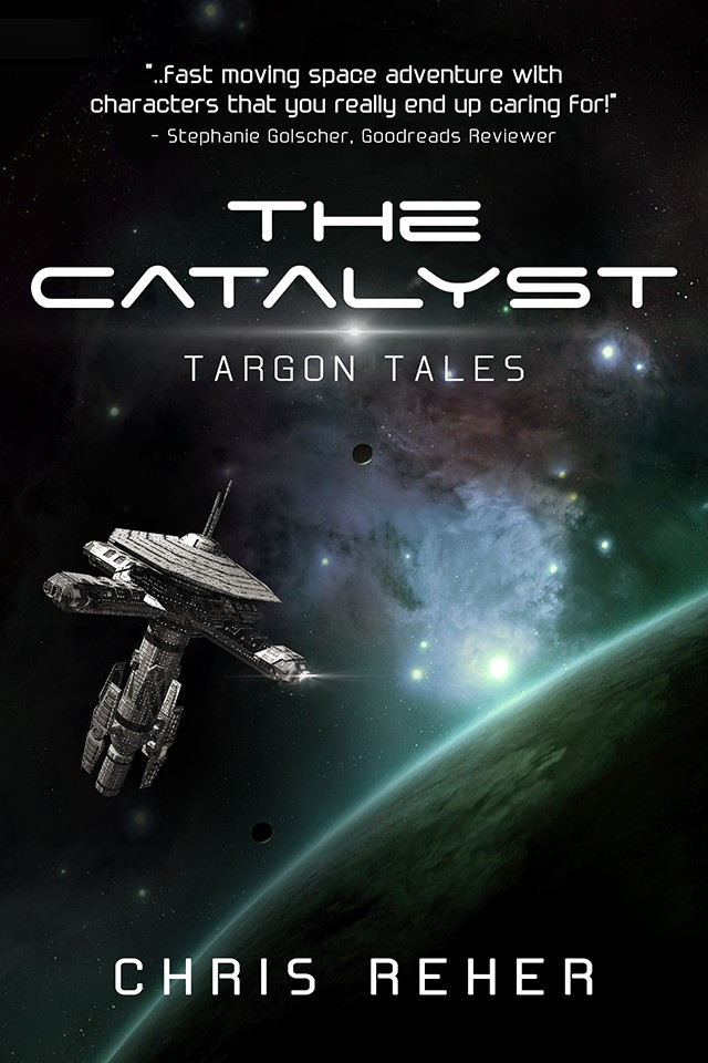 The Catalyst - Targon Tales Book 1