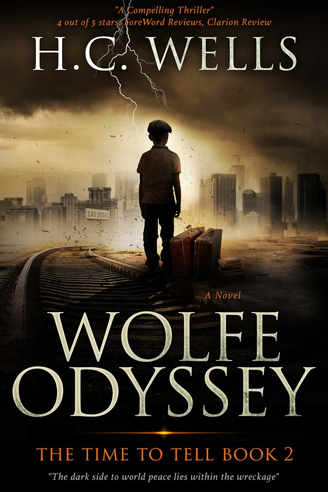 Wolfe Odyssey - The time to tell - book 2