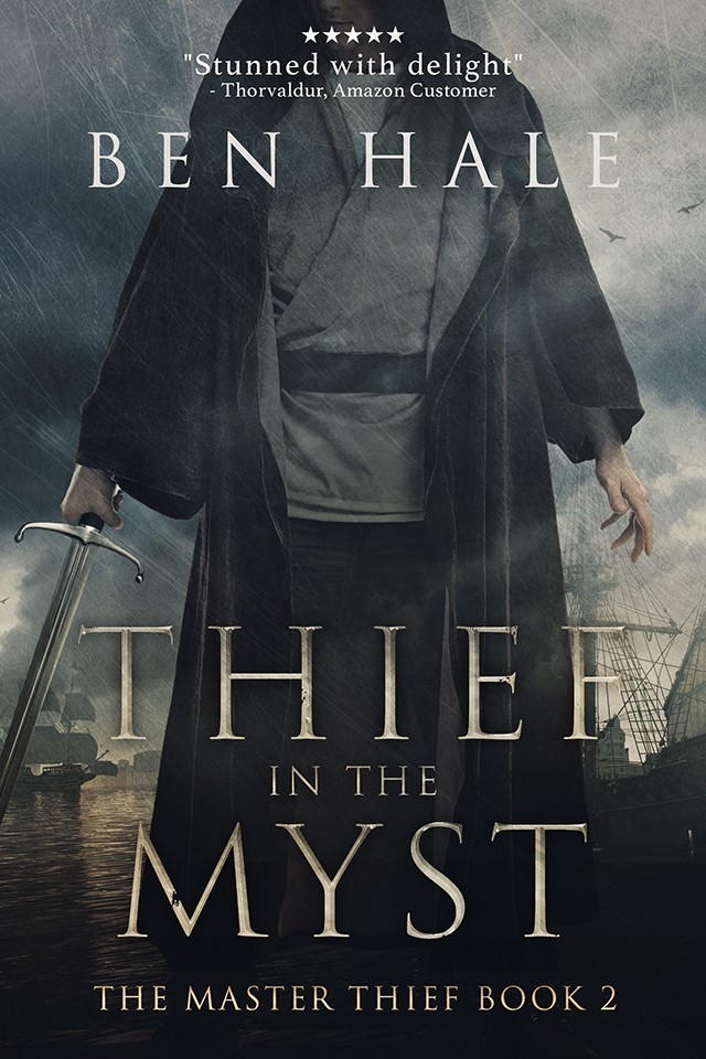 Thief in the Myst - The Master Thief - Book 2