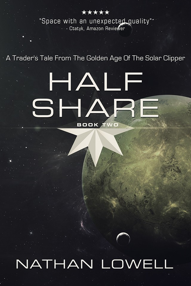 HALF SHARE - TRADER'S TALES - BOOK2