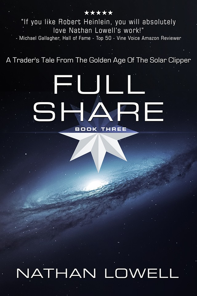 FULL SHARE - TRADER´S TALE - Book3