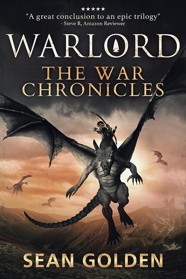 WARLORD - THE WAR CHRONICLES - BOOK 3