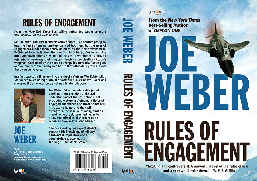 Design Book Cover - Rules of Engagement